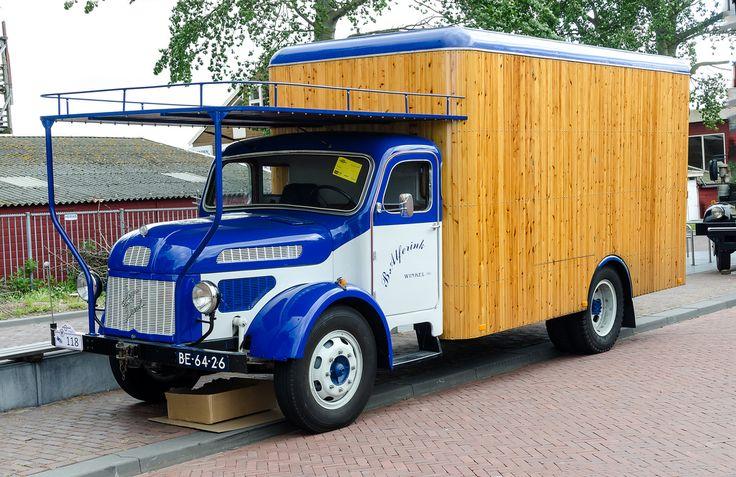 Alle Größen | Steyr 380 1952 | Flickr - Fotosharing!