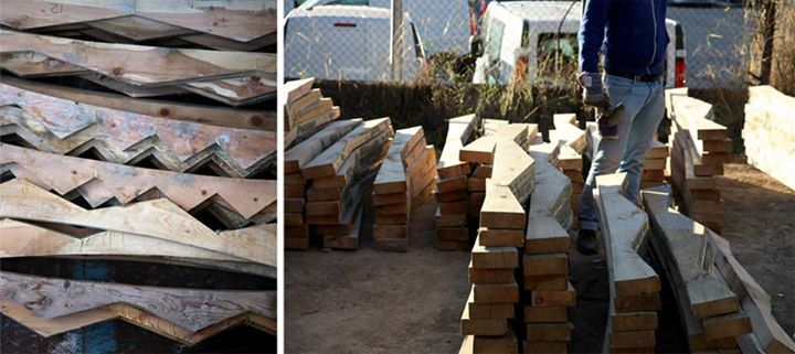 wood from construction sites where to get: construction sites, local construction company