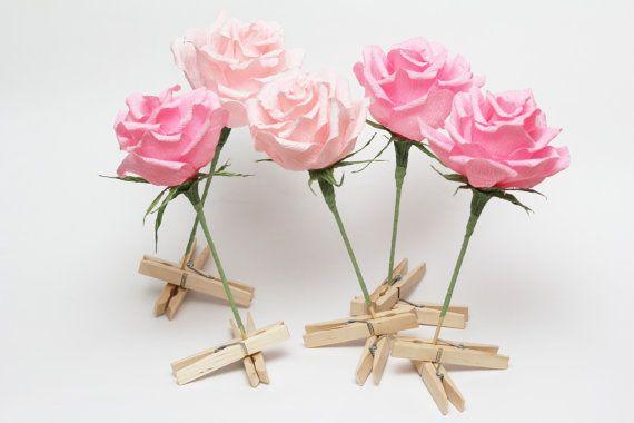 Beautiful Pink & Grey di Sunny su Etsy