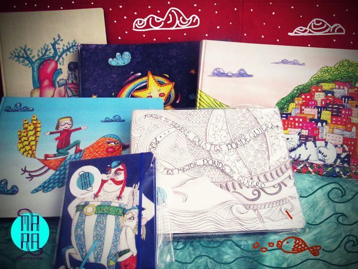 Agendas y álbumes Regala Maricositas facebook.com/regalamaricositas