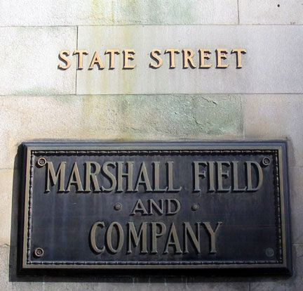 Marshall Field & Co, Chicago