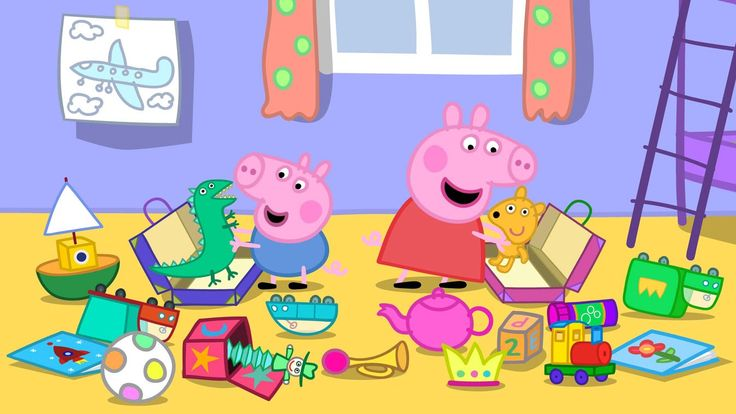 PEPPA PIG Peppa La Cerdita En Español Latino #peppapig #peppacerdita #youtube #toys