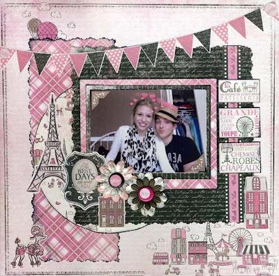 63 best ideas about carta bella on pinterest scrapbook - Boutique scrapbooking paris ...