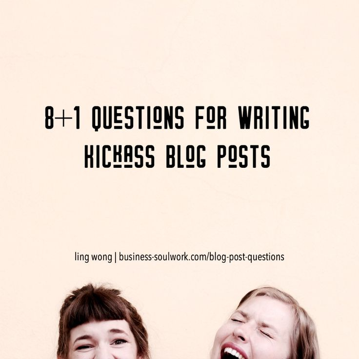 If your content isn't relevant to your target audience, they won't read your stuff.  A series of questions designed to  help you articulate why you're writing what you're writing and why your readers should read your posts: http://business-soulwork.com/blog-post-questions/  #bloggingforbusiness #blogging #contentmarketing #writingtips #solopreneur #mompreneur #smallbusinessmarketing #smallbusiness #coach #healthcoach #lifecoach #honestmarketing