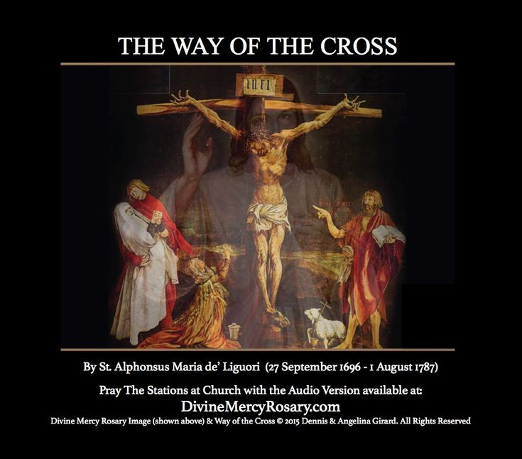 The Way Of The Cross-2015