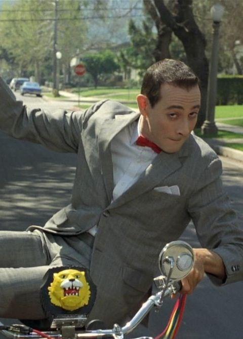 Pee-Wee's Big Adventure.