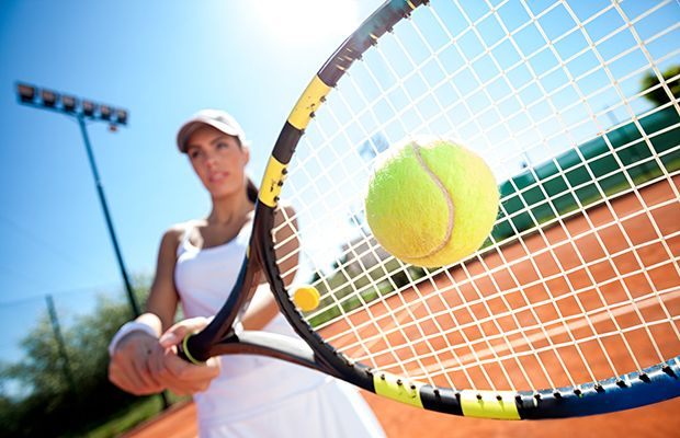 How to Play Tennis (Or at Least Fake It Well)