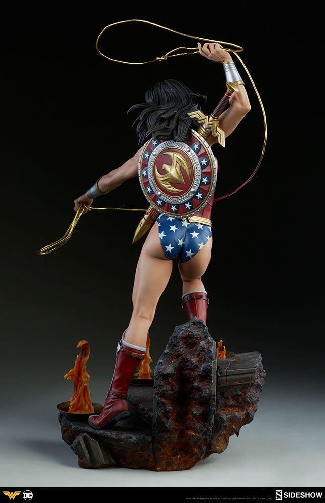 1bdcc7a1100 By Athena s Shield! The Wonder Woman Premium Format™ Figure ...