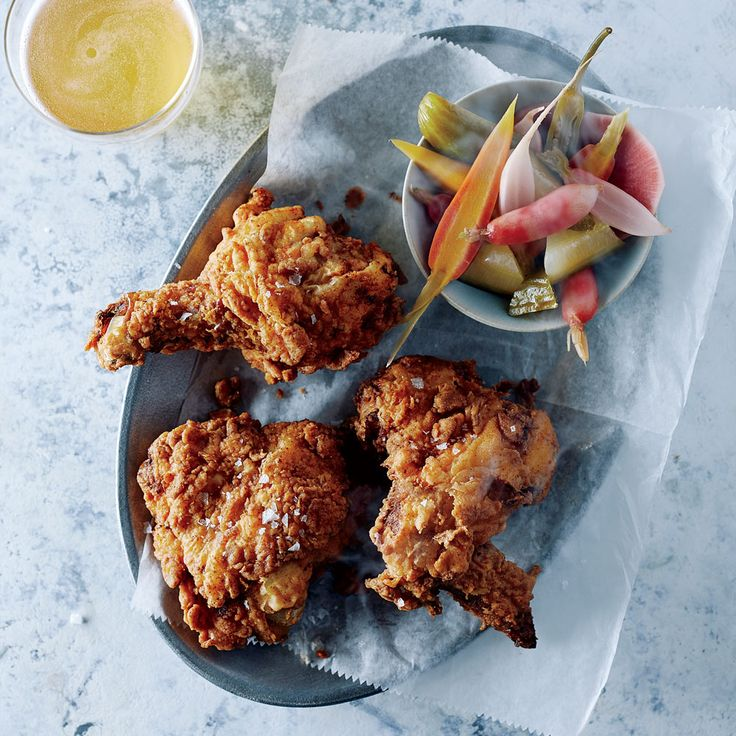 Best-Ever Cold Fried Chicken