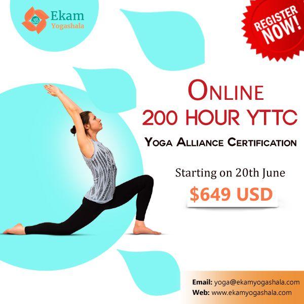 Pin On Online Yoga Teacher Training Rishikesh India