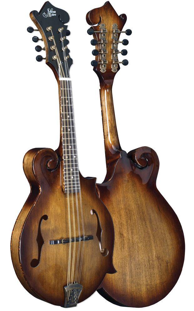 Two new mandolins from Morgan Monroe