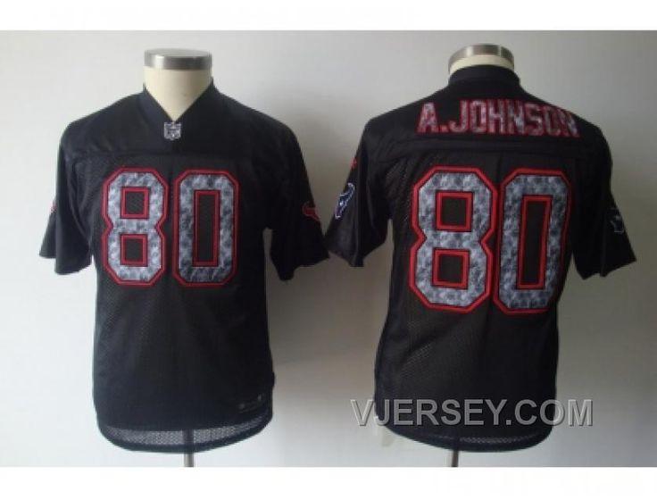 http://www.vjersey.com/youth-nfl-houston-texans-80-ajohnson-blackajohnsonunited-sideline-for-sale.html YOUTH NFL HOUSTON TEXANS #80 A.JOHNSON BLACK[A.JOHNSON][UNITED SIDELINE] FOR SALE Only 17.98€ , Free Shipping!