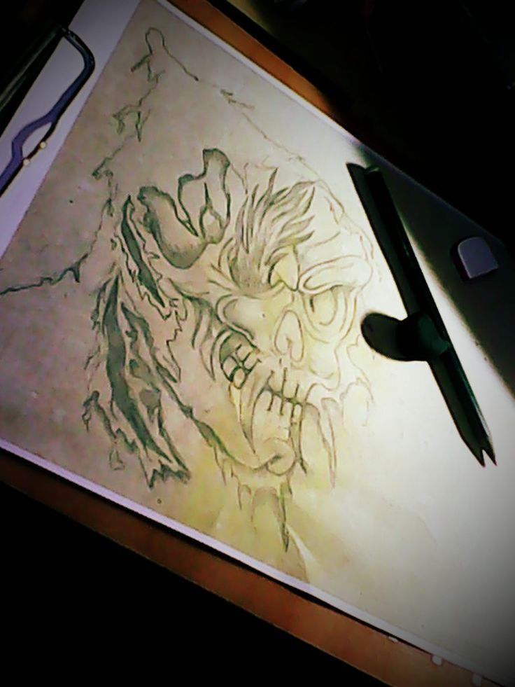 grim reaper? #sketch #draw #pencil