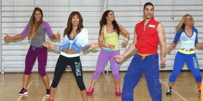 New, easy and fun Zumba dance workout, even for Zumba newbies