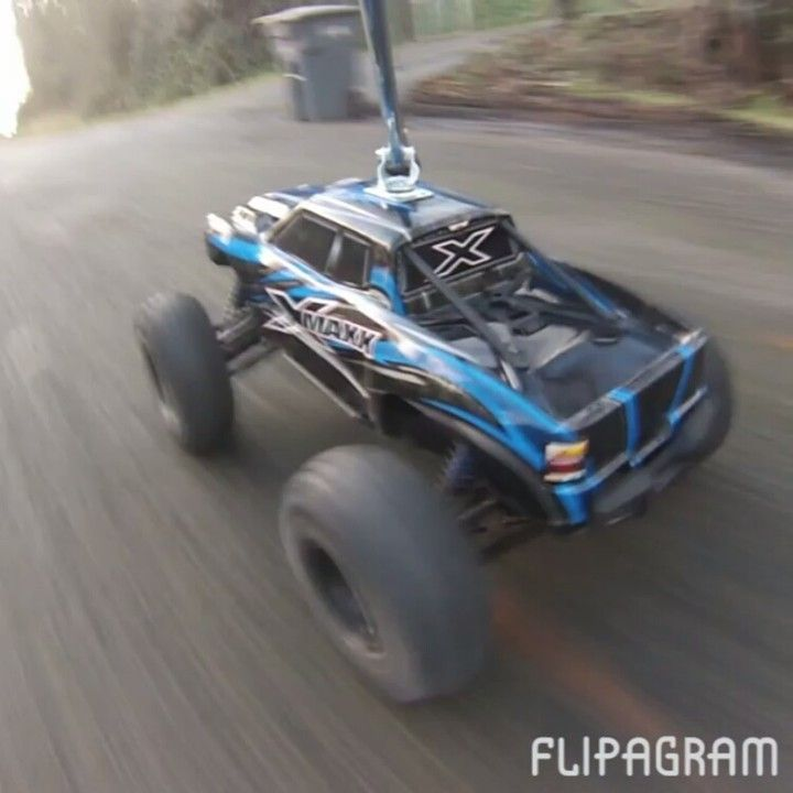 Traxxas X-Maxx Brushless 6S GoPro™ #awesome by travpooley