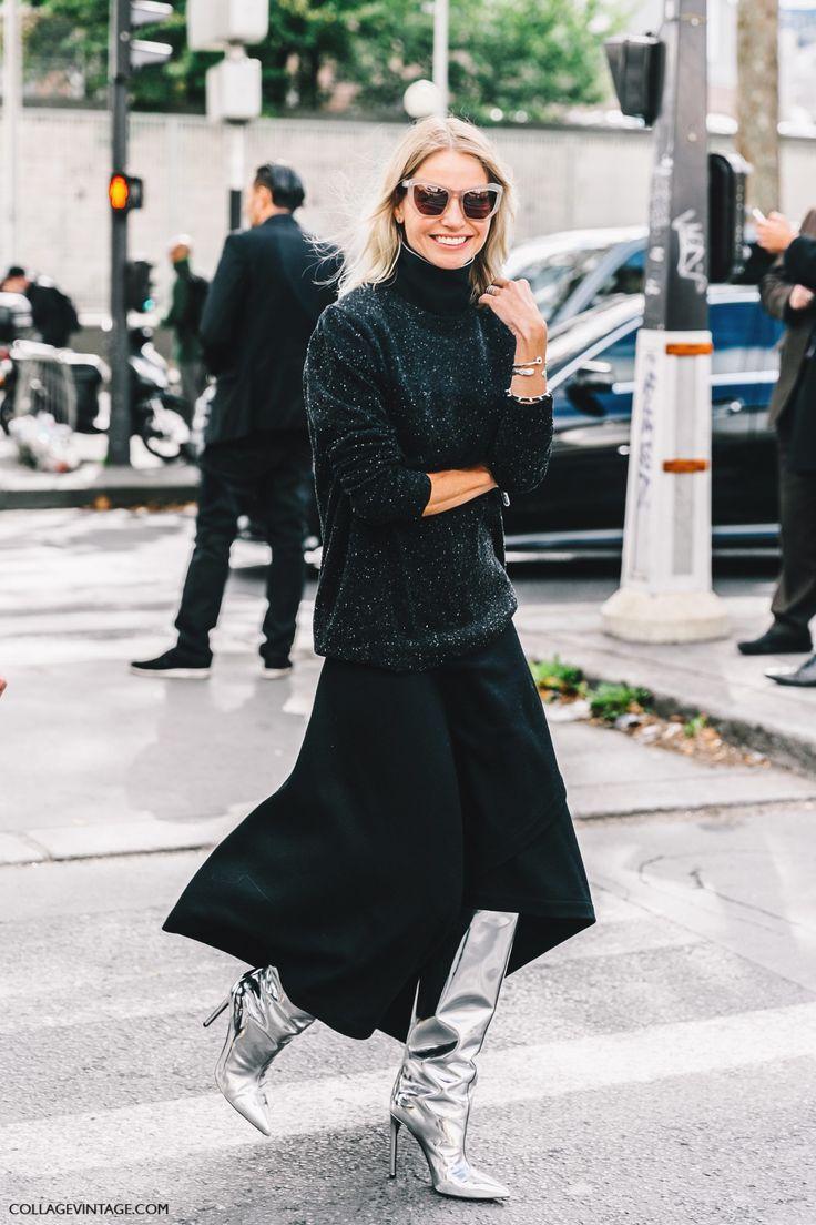 Расклешенные и пышные модели юбок 2017