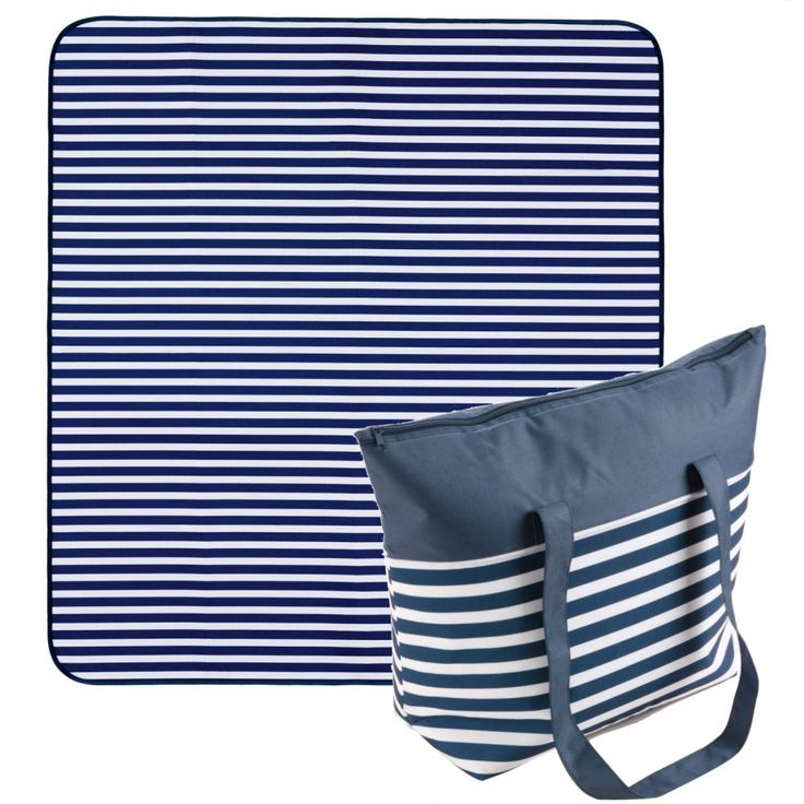 Mata piknikowa + torba - Summer Cool Bag - NieMaJakwDomu