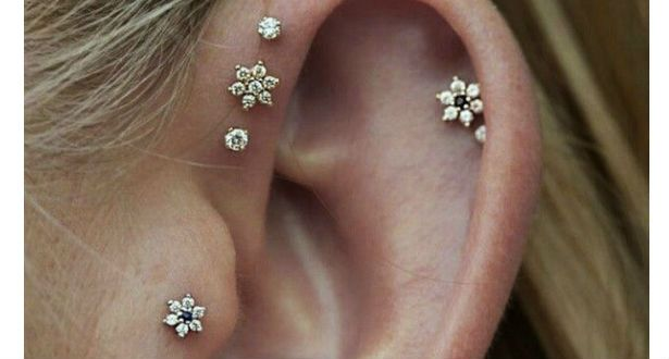 Pretty piercings