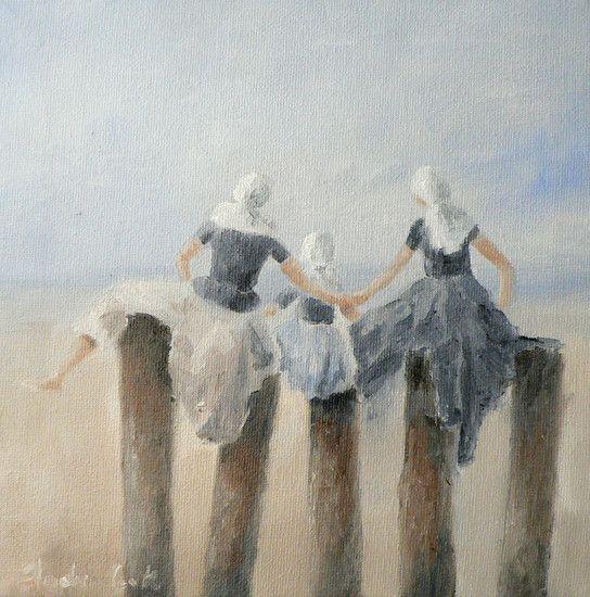 Andrea Cook - Zeeuws meisjes #Zeeland #Walcheren