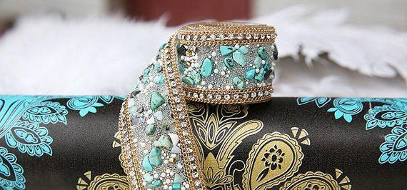 5 Farben DIY Hochzeit Kleid Accessoires Braut Stein Schärpe Gürtel