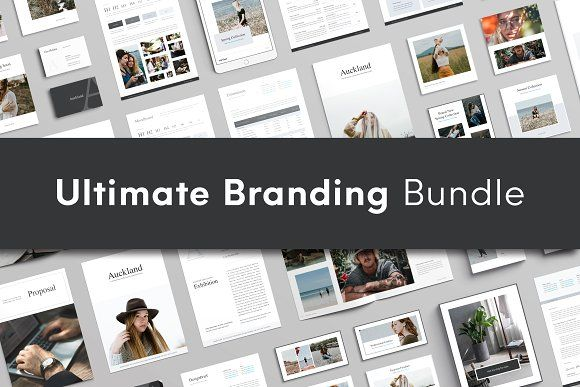 Ultimate Branding Bundle   @creativework247