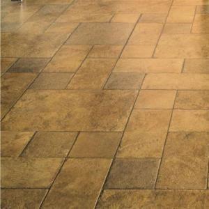 Laminate flooring stone laminate flooring home depot for Rock laminate flooring