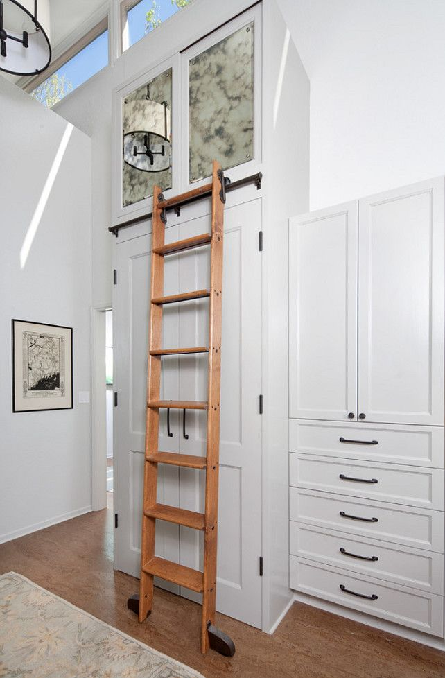 Walk In Closet Walk In Closet Ideas Walk In Closet With Ladder