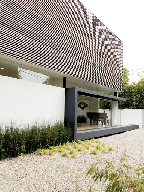 Horizontal Timber Cladding