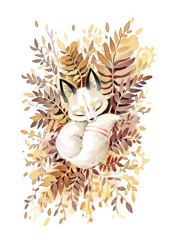 Slumber by Indrė Bankauskaitė, via Behance