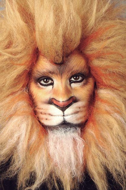 Lion (self Portrait) | Flickr - Photo Sharing! | Craft | Pinterest | Portrait Self Portraits ...