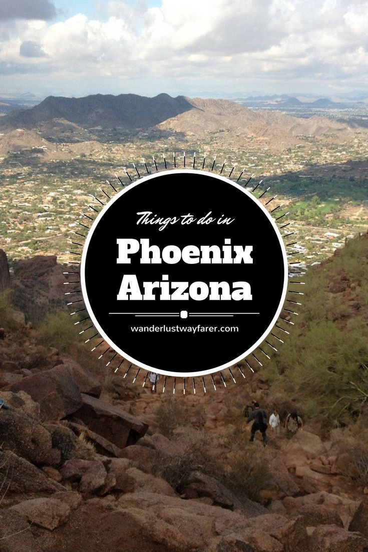 With its sunny skies and endless outdoor activities, Phoenix has no shortage of things to do. Find out more about the exciting things to do in Phoenix.