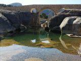Puente de Cananillas en Aguaviva
