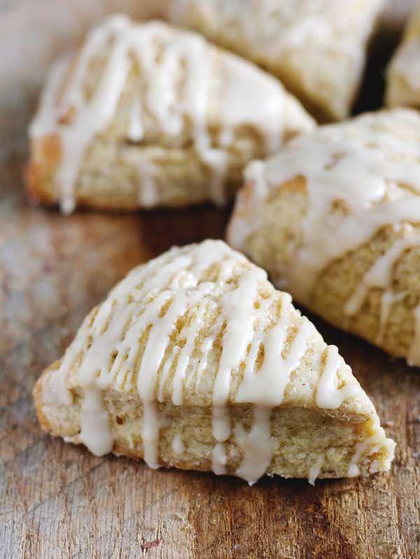 Petite French Toast Scones!!