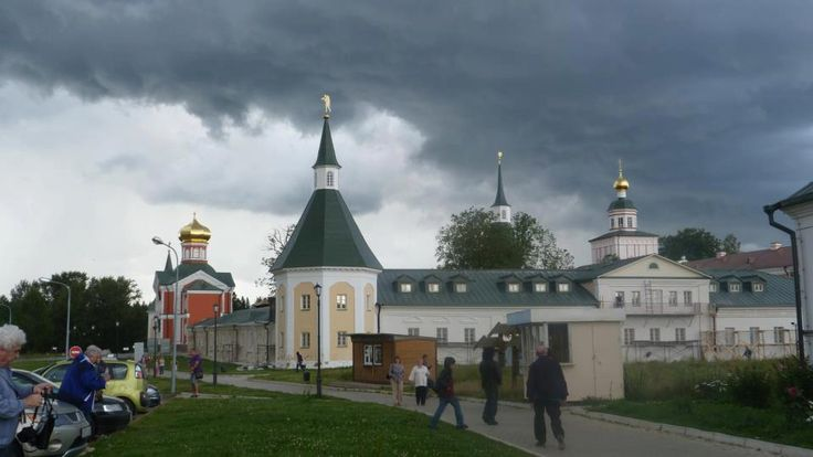 Fotografía: Adriana Santana Varela -Monasterio Valday, Rusia