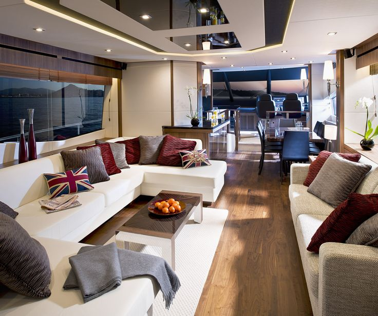 Sunseeker Manhattan 73 Interior