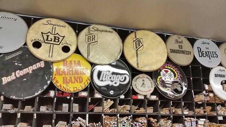 Professional Drum Shop, CA