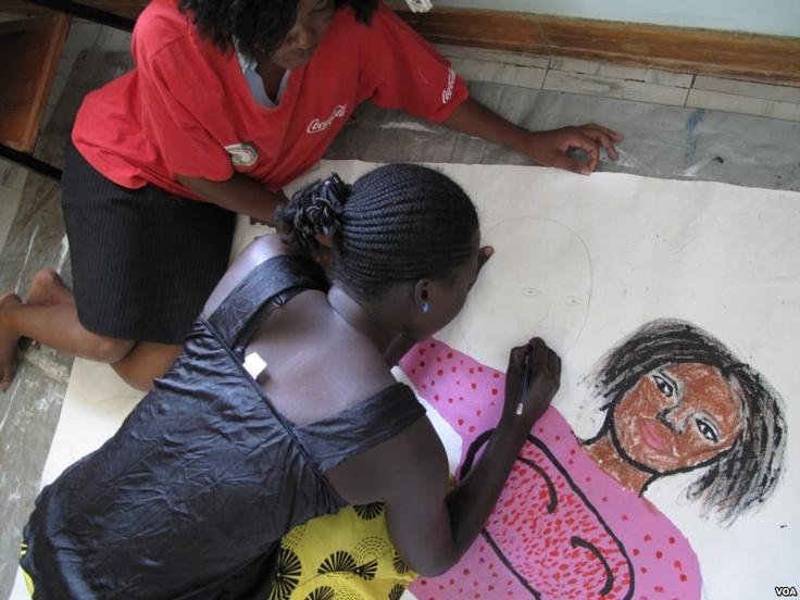 dating kenyan hiv positive girls
