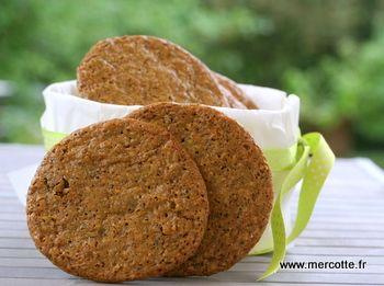 Biscuits à la pistache et au citron (sans gluten)