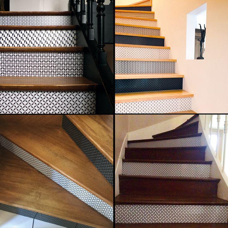 Les 182 meilleures images du tableau dominotez sur - Tiroir dans escalier ...