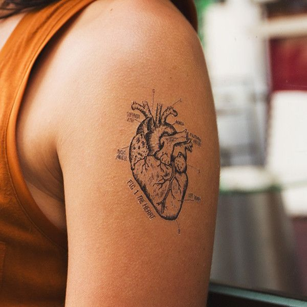 Temporary tattoos <3