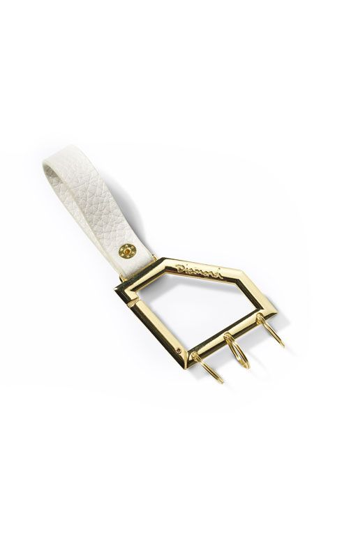 Diamond Supply Womens, Pebble Keychain - Women's Accessories - MOOSE Limited