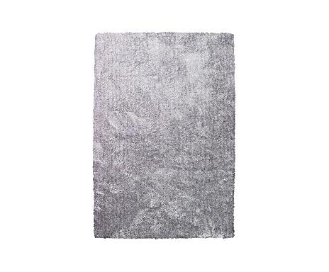 Benuta Handgetufteter Teppich COLOURCOURAGE, grau, 140 x 200 cm
