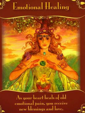 Free Oracle Card Reading - Doreen Virtue's Magical Messages from the Fairies Cards