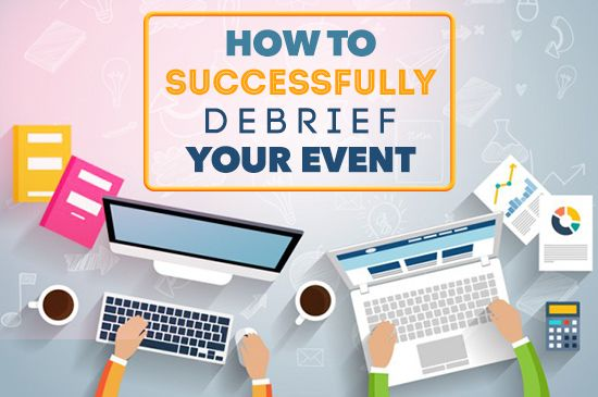 An event planner's work is never done – not even when the event itself is over. Just as important as getting all the details right before your event, there is something you can do after your event to get valuable feedback, streamline your process, enhance your attendee experience, and further cement relationships with your team …