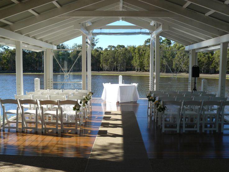 Sirromet Winery Laguna Weddings Brisbane Celebrant Neal Foster The Marriage Celebrant performs weddings here.