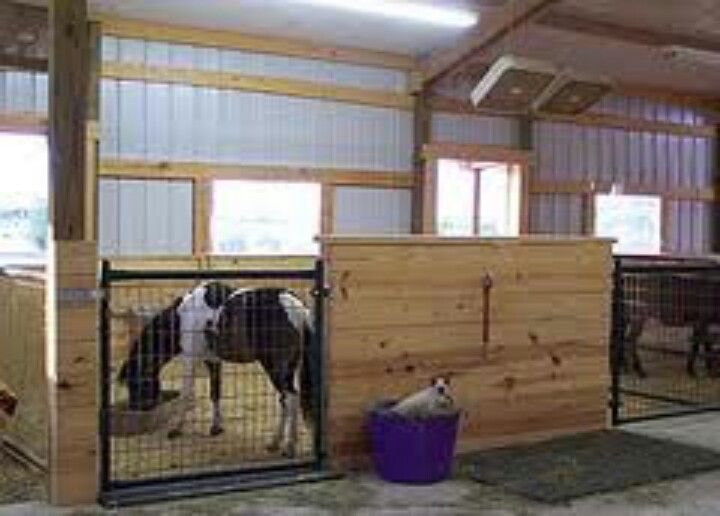 35 Best MINI HORSE BARNS AND STALLS Images On Pinterest