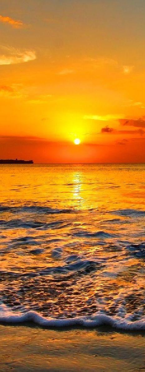 Bali - beach sunset