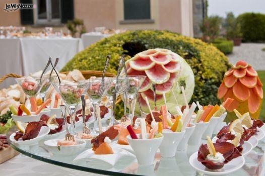 Easy+Finger+Foods+for+Buffet | Finger food per il buffet di nozze