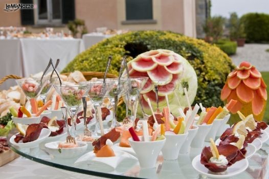 Easy+Finger+Foods+for+Buffet | Finger food per il buffet di nozze