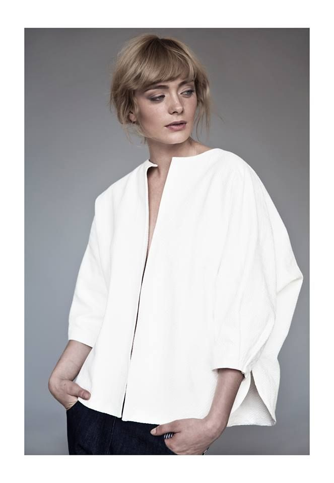 photo Robert Petreanu  http://shop.adelinaivan.com/en/clothing-3/jackets-coats-12/white-jacket-185/